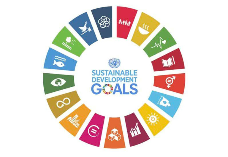 17 Obiettivi ONU di sviluppo sostenibile (SDGS) 2030
